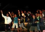 Tallent show - 2 (Panitia menari India)